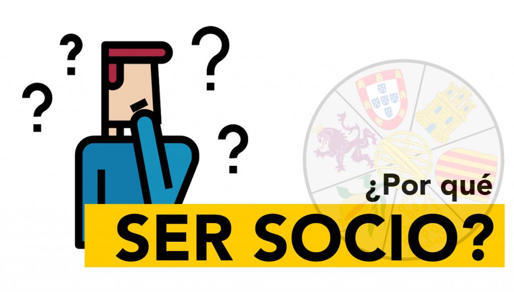 ¿Por qué ser socio de la Sociedad Iberista?