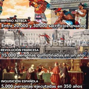 Leyenda Negra Comparativa